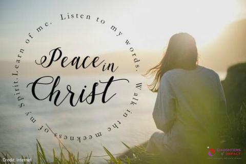 Peace Only In Jesus Christ